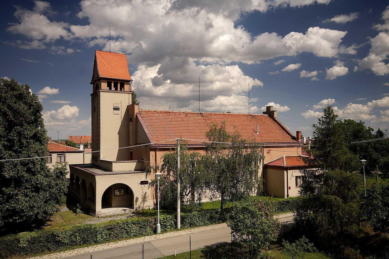 Brno-Tuřany-Husitký-kostel