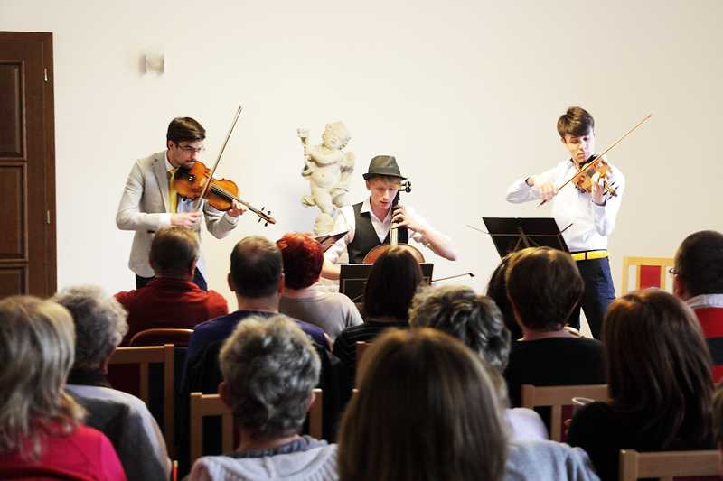 Brno-Tuřany Koncert