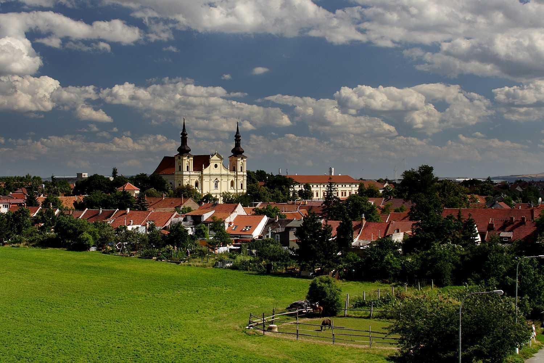 Brno-Tuřany kostel