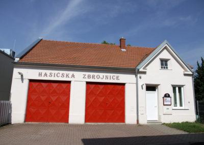 2015-Oprava budovy hasičské zbrojnice