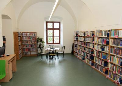 2015-Rekonstrukce pobočky knihovny Jiřího Mahena