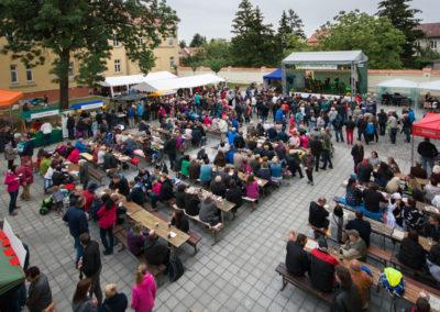 2015-Založení kulturní akce Slavnosti tuřanského zelí