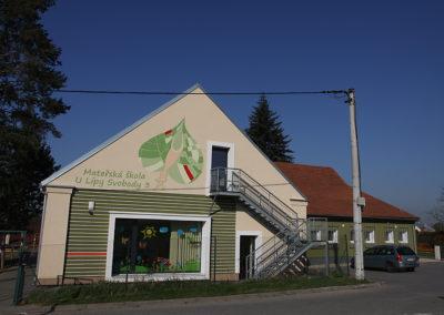 2016-MŠ U Lípy Svobody-fasáda