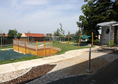 2016-MŠ U Lípy Svobody - zahrada