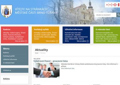 2016-Nové obecní webové stránky