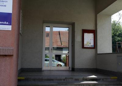 2016-Výměna bezpečnostních dveří ZŠ Požární