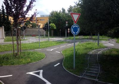 2016-Zpřístupnění dopravního hřiště veřejnosti