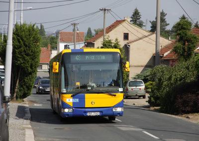 2017-Propojení Holásek a Tuřan linkou č 48