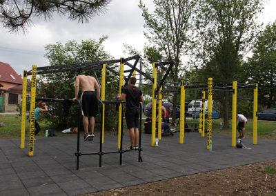 2017-Workoutové hřiště Holásky