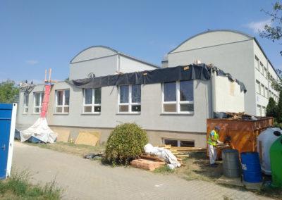 2018-Přístavba učeben ZŠ Měšťanská -realizace do konce roku 2018
