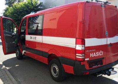 2018-Požární vozidlo SDH Brněnské Ivanovice