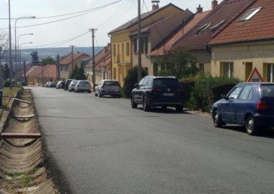 2018-Projektová dokumentace pro územní rozhodnutí rekonstrukce ulice Rolencova