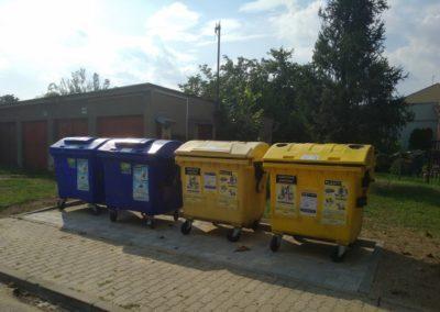 2018-Kontejnerové stání Jahodová